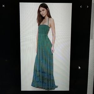 NWT Free People Extratropical Dress